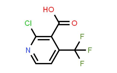 590371-81-6 | 2-chloro-4-(trifluoromethyl)nicotinic acid