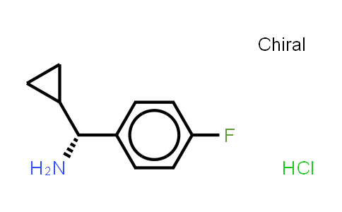 473732-87-5 | (1R)CYCLOPROPYL(4-FLUOROPHENYL)METHYLAMINE