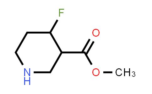 1303973-36-5 | Methyl 4-fluoropiperidine-3-carboxylate