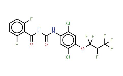 103055-07-8 | Lufenuron;(RS)-1-[2,5-Dichloro-4-(1,1,2,3,3,3-hexafluoropropoxy) phenyl]-3-(2,6-difluorobenzoyl) urea