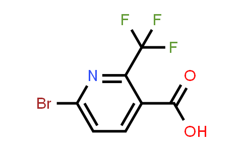 MC458913 | 749875-13-6 | 6-BROMO-2-(TRIFLUOROMETHYL)-3-PYRIDINECARBOXYLIC ACID