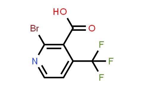 MC458917 | 749875-15-8 | 2-BROMO-4-(TRIFLUOROMETHYL)NICOTINIC ACID