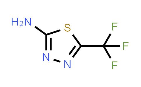 10444-89-0 | 2-AMINO-5-TRIFLUOROMETHYL-1,3,4-THIADIAZOLE