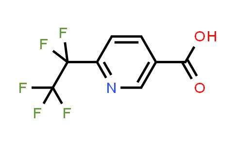 MC458948 | 1105982-64-6 | 6-(PERFLUOROETHYL)NICOTINIC ACID