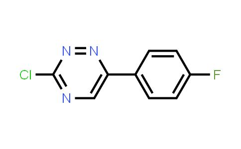 MC458952 | 71347-58-5 | 3-CHLORO-6-(4-FLUORO-PHENYL)-[1,2,4]TRIAZINE