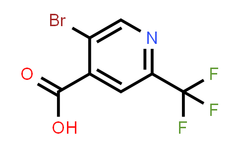 749875-16-9 | 5-BROMO-2-TRIFLUOROMETHYL-ISONICOTINIC ACID