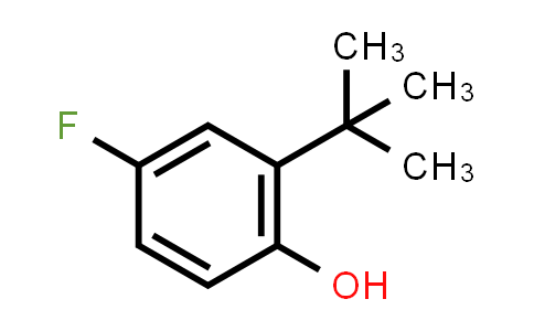 MC458957 | 357611-22-4 | 2-TERT-BUTYL-4-FLUOROPHENOL