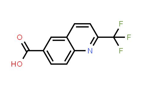 952182-51-3 | 2-(TRIFLUOROMETHYL)QUINOLINE-6-CARBOXYLIC ACID