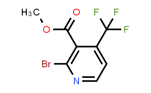 MC458978 | 1227595-01-8 | 2-BROMO-4-TRIFLUOROMETHYL-NICOTINIC ACID METHYL ESTER