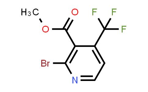 1227595-01-8 | 2-BROMO-4-TRIFLUOROMETHYL-NICOTINIC ACID METHYL ESTER