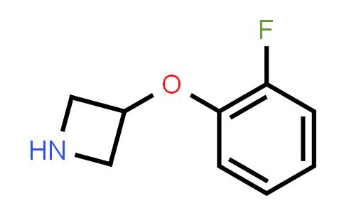 MC458987 | 918831-13-7 | 3-(2-FLUOROPHENOXY)AZETIDINE