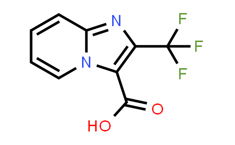 73221-19-9 | 2-(TRIFLUOROMETHYL)IMIDAZO[1,2-A]PYRIDINE-3-CARBOXYLIC ACID