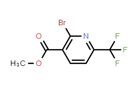 144740-56-7 | METHYL 2-BROMO-6-(TRIFLUOROMETHYL)NICOTINATE