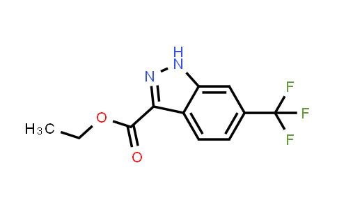 MC459010 | 1053656-54-4 | ETHYL 6-(TRIFLUOROMETHYL)-1H-INDAZOLE-3-CARBOXYLATE