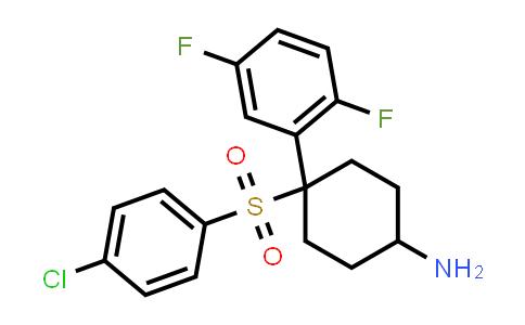 MC459020 | 471903-58-9 | 4-(4-CHLORO-BENZENESULFONYL)-4-(2,5-DIFLUORO-PHENYL)-CYCLOHEXYLAMINE