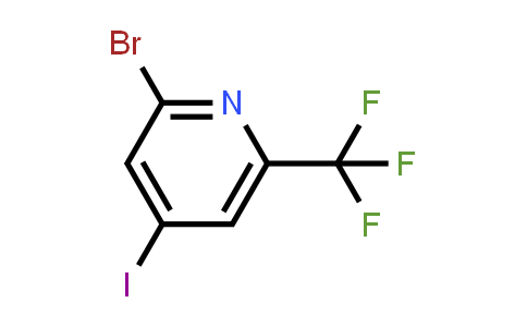 749875-09-0 | 2-BROMO-4-IODO-6-(TRIFLUOROMETHYL)PYRIDINE