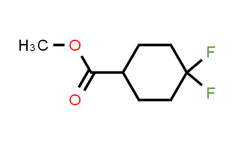 121629-14-9 | methyl 4,4-difluorocyclohexanecarboxylate