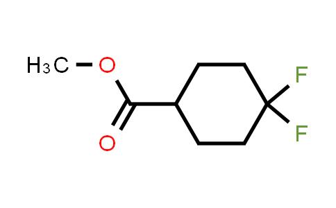 MC459088 | 121629-14-9 | methyl 4,4-difluorocyclohexanecarboxylate