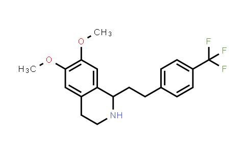 769172-75-0 | 6,7-DIMETHOXY-1-[2-(4-TRIFLUOROMETHYL-PHENYL)-ETHYL]-1,2,3,4-TETRAHYDRO-ISOQUINOLINE