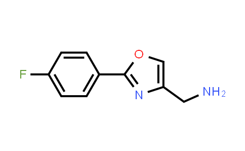 MC459104 | 885272-89-9 | C-[2-(4-FLUORO-PHENYL)-OXAZOL-4-YL]-METHYLAMINE