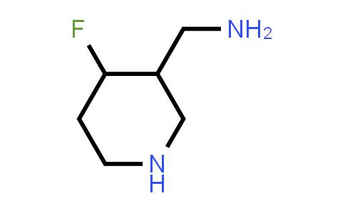 1303973-28-5 | (4-fluoropiperidin-3-yl)methanamine