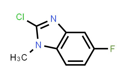 401567-12-2 | 2-CHLORO-5-FLUORO-1-METHYL-1H-BENZO[D]IMIDAZOLE