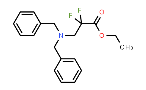 MC459119 | 541547-36-8 | ethyl 3-(dibenzylamino)-2,2-difluoropropanoate