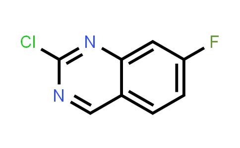 956101-10-3 | 2-CHLORO-7-FLUOROQUINAZOLINE