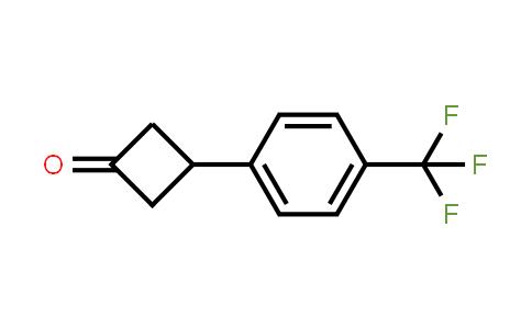 1080636-43-6   3-(4-TRIFLUOROMETHYL-PHENYL)-CYCLOBUTANONE