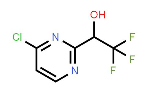 1093881-04-9 | 1-(4-CHLORO-PYRIMIDIN-2-YL)-2,2,2-TRIFLUORO-ETHANOL