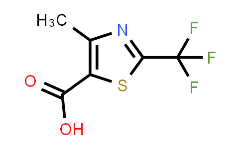 MC459129 | 126889-06-3 | 4-METHYL-2-TRIFLUOROMETHYL-THIAZOLE-5-CARBOXYLIC ACID