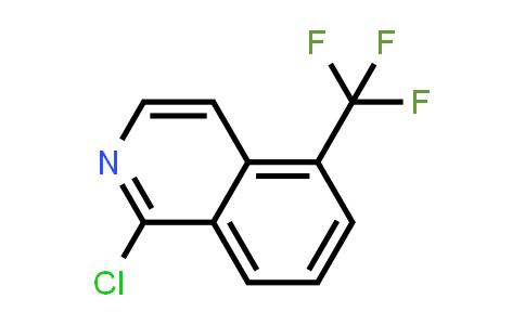 MC459138 | 435278-04-9 | 1-CHLORO-5-(TRIFLUOROMETHYL)-ISOQUINOLINE