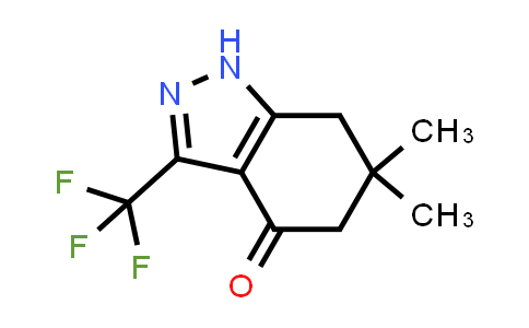 MC459145 | 908111-34-2 | 6,6-DIMETHYL-3-(TRIFLUOROMETHYL)-1,5,6,7-TETRAHYDRO-4H-INDAZOL-4-ONE