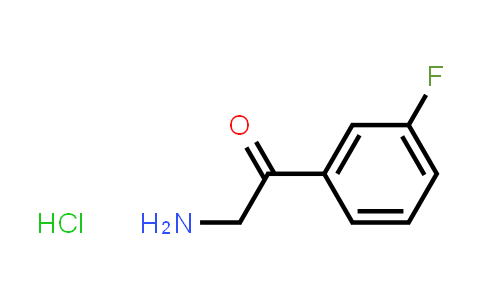 MC459146   93102-97-7   3-FLUOROPHENACYLAMINE HYDROCHLORIDE