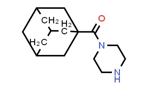 DY459153 | 29869-08-7 | 1-(1-ADAMANTYLCARBONYL)PIPERAZINE