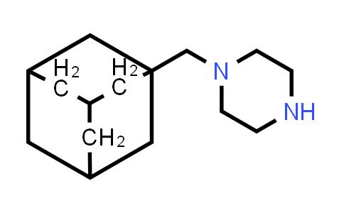 29869-09-8 | 1-(1-ADAMANTYLMETHYL)PIPERAZINE