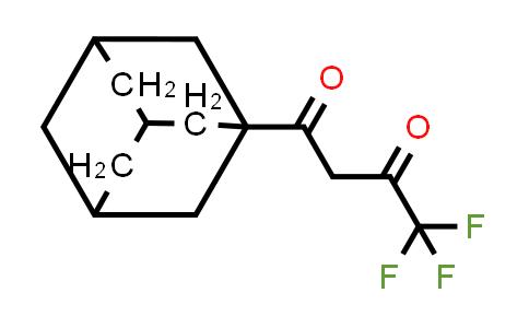 758709-48-7 | 1-Adamantan-1-yl-4,4,4-trifluoro-butane-1,3-dione