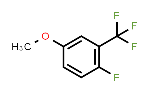127271-65-2 | 3-Trifluoromethyl-4-fluoroanisole