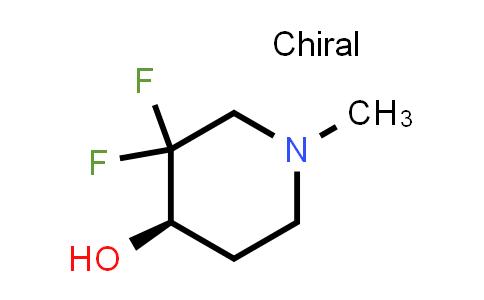 2306252-98-0 | (R)-3,3-difluoro-1-methylpiperidin-4-ol