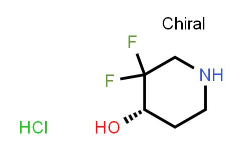 2375164-95-5 | (S)-3,3-difluoropiperidin-4-ol hydrochloride