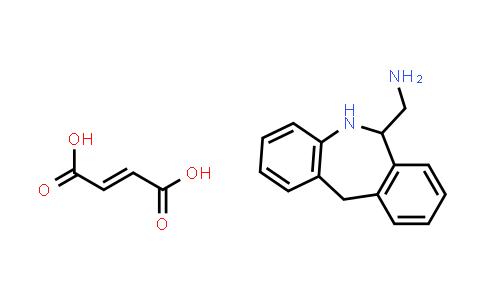 80012-79-9 | 6-Aminomethyl-6,11-dihydro-5H-dibenz[b,e]azepine (E)-2-butenedioate