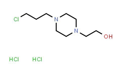 3445-00-9 | 4-(3-chloropropyl)piperazine-1-ethanol dihydrochloride