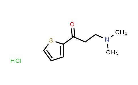 5424-47-5 | 3-(dimethylamino)-1-(2-thienyl)-1-propanone hydrochloride