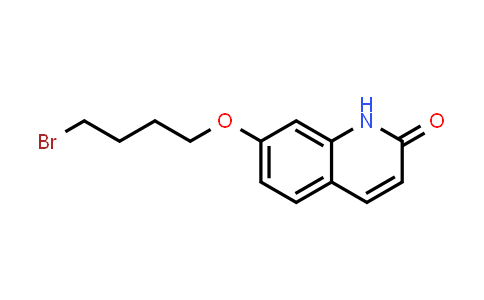 203395-59-9 | 7-(4-Bromobutoxy)quinolin-2(1H)-one