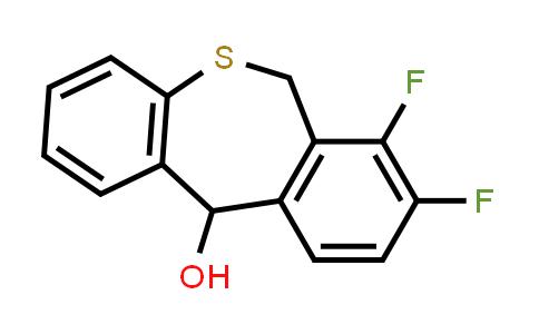 1985607-83-7 | 7,8-Difluoro-6,11-dihydrodibenzo[b,e]thiepin-11-ol