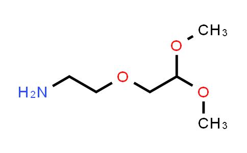 1228258-40-9   2-(2-Aminoethoxy)-1,1-dimethoxyethane