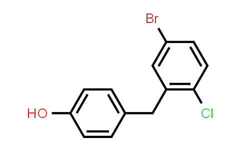 MC459195 | 864070-18-8 | 4-(5-broMo-2-chlorobenzyl)phenol
