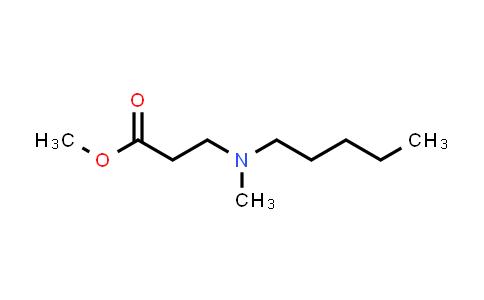 DY459220 | 744266-99-7 | N-Methyl-N-pentyl-beta-alanine methyl ester