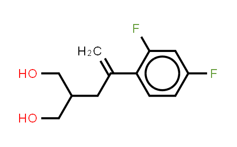 165115-73-1   2-2-(2,4-Difluoro-phenyl)-allyl-propane-1,3-diol