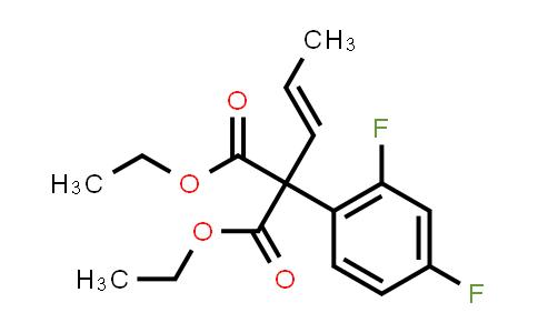 159276-62-7 | 2-(2,4-Difluorophenyl)-2-propenyl-propanedioic Acid Diethyl Ester